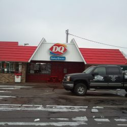 Dairy Queen cleaned